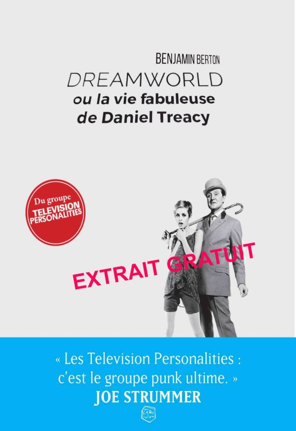 Couverture Dreamworld Television Personalities